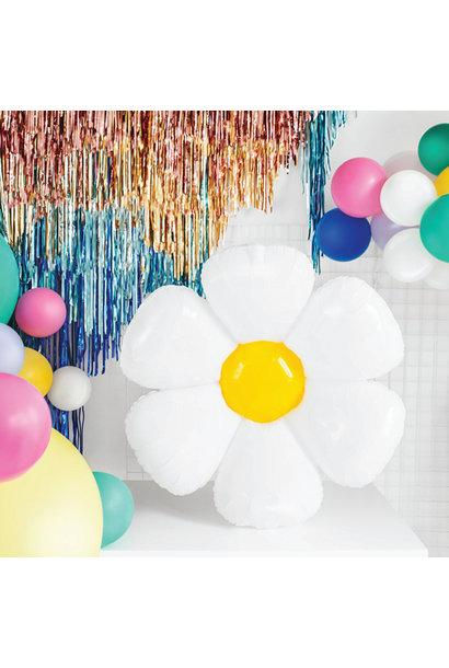 Folieballon madelief (75 cm)