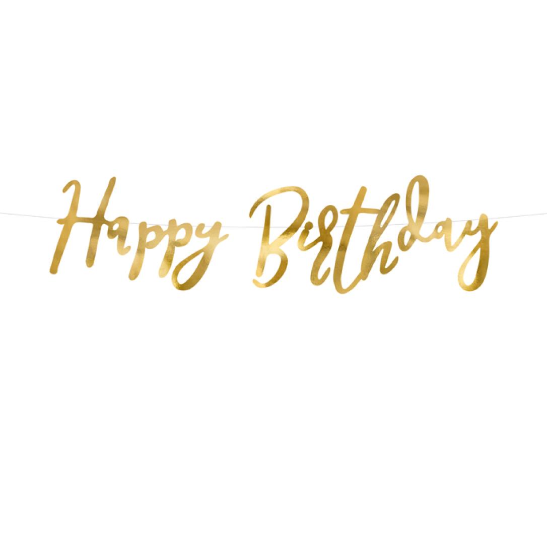 Happy birthday gouden slinger-1