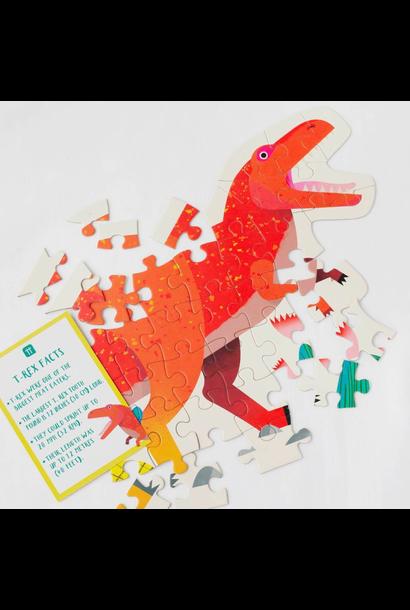 T-Rex puzzel (52st) Talking Tables