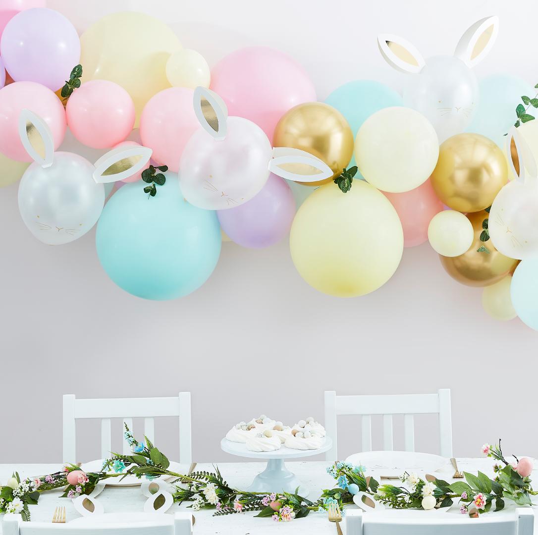 Ballonnenboog Easter Bunny Hop this Way Ginger Ray-1