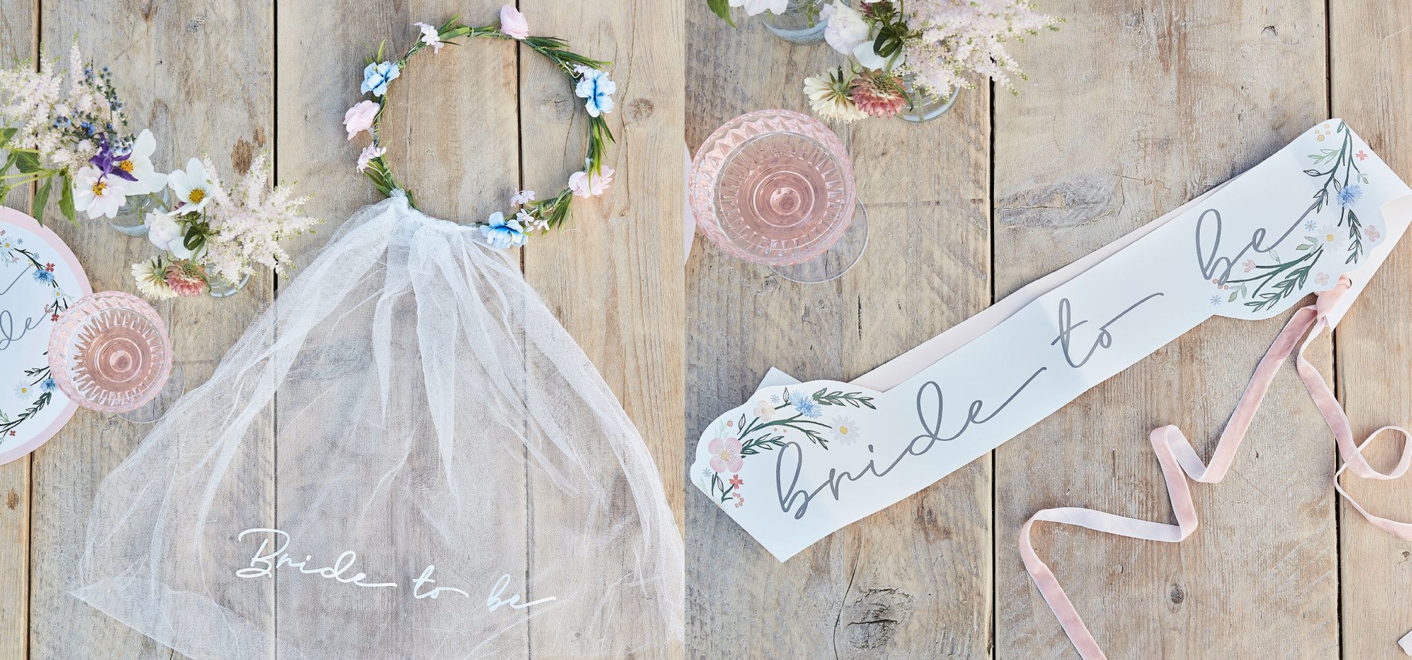 Bride To Be accessoires