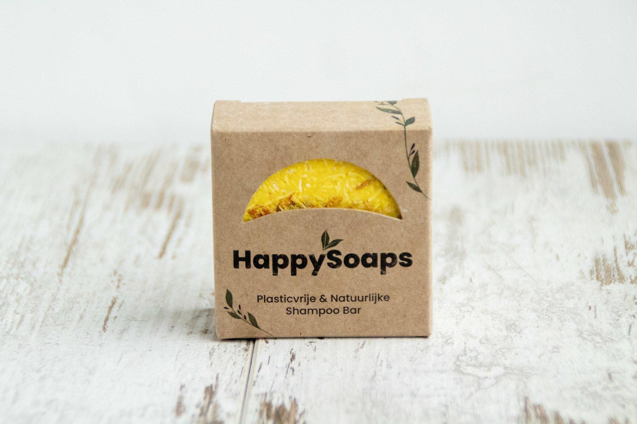 Wat zijn HappySoaps?