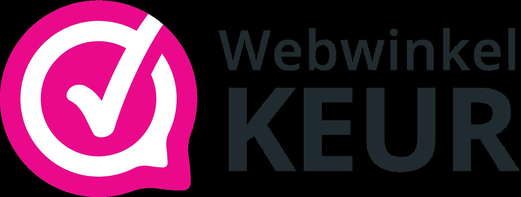 We zijn aangesloten bij Webwinkelkeur!