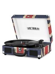 Victrola VSC-550BT-UK Platenspeler Britse Vlag