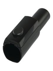 Electrolux 9001967166 Stofzuiger Adapter 32/36 Mm Zwart