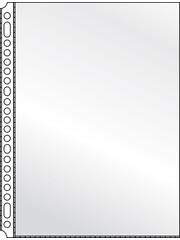 Kangaro Kangaro K-14025 Showtas A4 PP 80mµ 23-gaats 4 Krimp A 25 Stuks