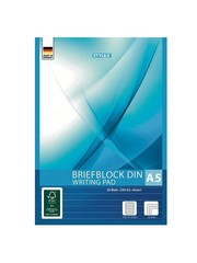 Stylex Stylex A5 Schrijfblok met Lijnen 50 Bladzijden