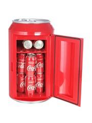 Emerio Emerio RE117331 Coca-Cola Mini Koelkastje 220V/12V 12 Blikjes