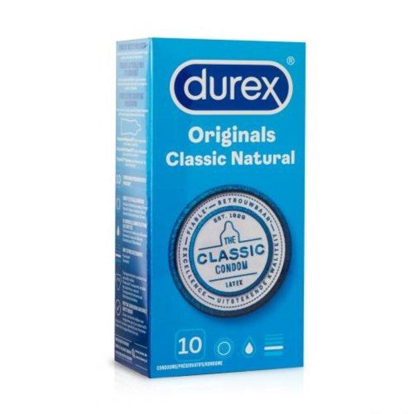 Durex Standaard Condooms - 10 st.