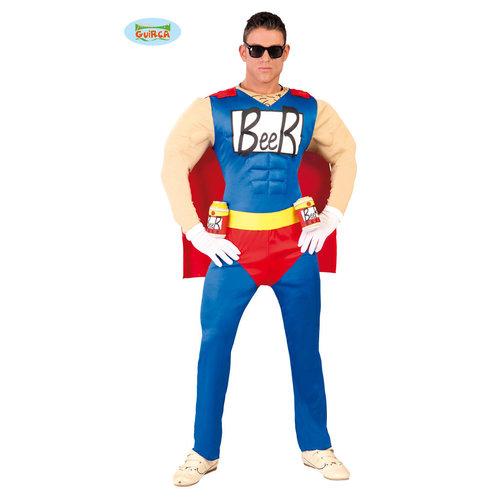 Fiestas Guirca Beerman superheld