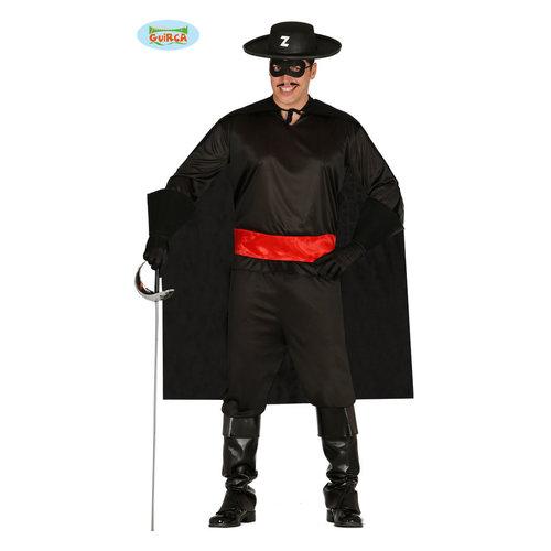 Fiestas Guirca Bandiet kostuum