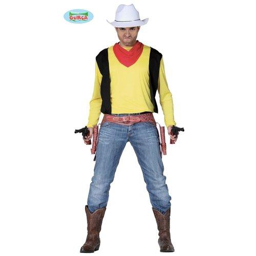 Fiestas Guirca Cowboy kostuum