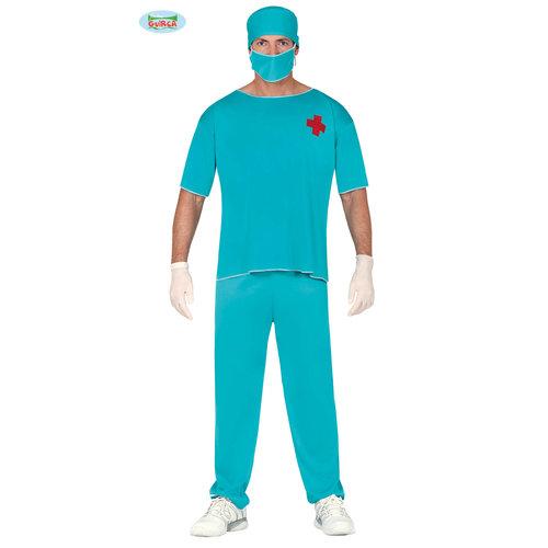 Fiestas Guirca Chirurg/verpleger