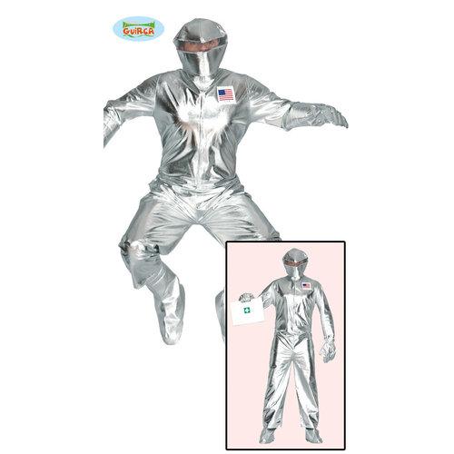 Fiestas Guirca Astronaut man