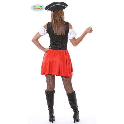 Fiestas Guirca Piraat dame