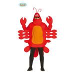 Fiestas Guirca Kreeft kostuum