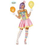 Fiestas Guirca Clown dame