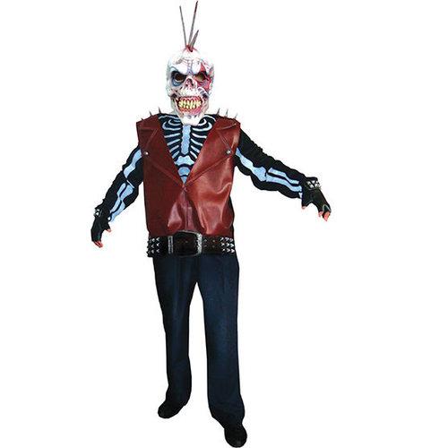 'Bayonet Head':masker,vest,riem,handschoenen