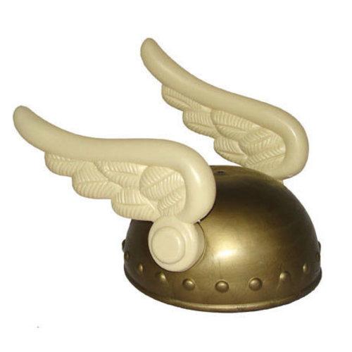 Asterix helm met vleugeld