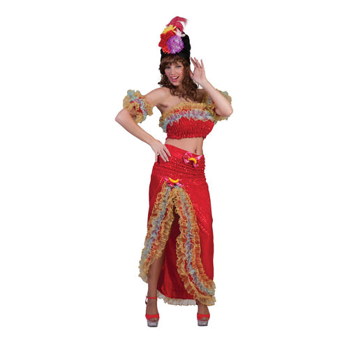Funny Fashion Braziliaanse dame