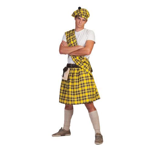 Funny Fashion Schot geel