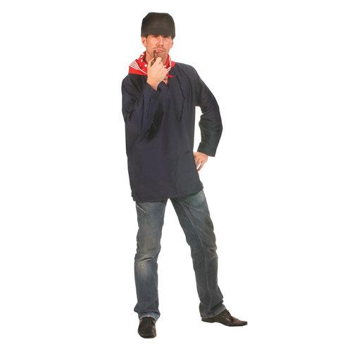 Funny Fashion Boeren kiel blauw