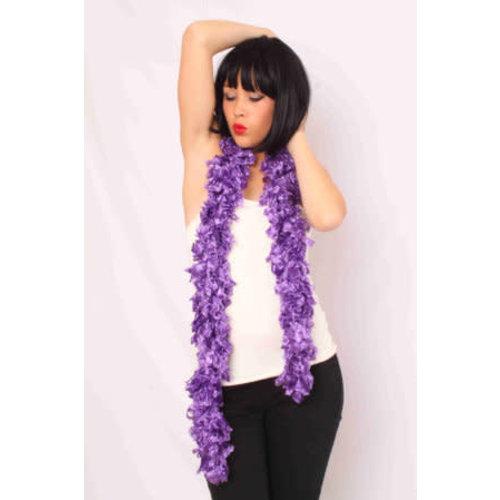 Boa sjaal paars
