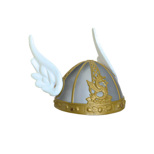 Asterix helm vleugeltjes