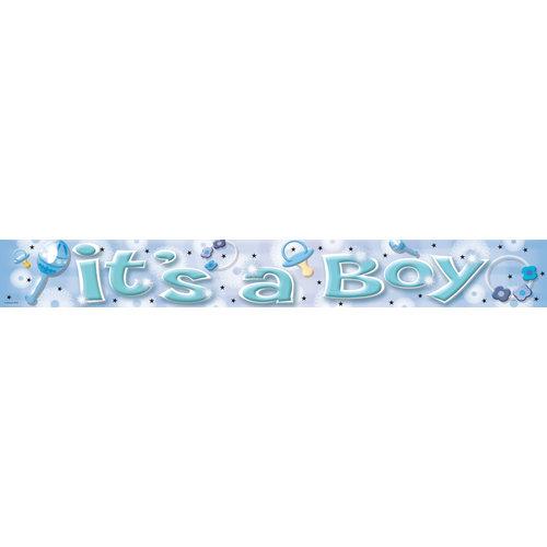 Banier Folie 'It's a Boy'
