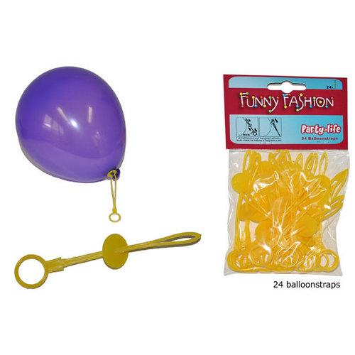 Afsluiters voor ballonnen per 24st