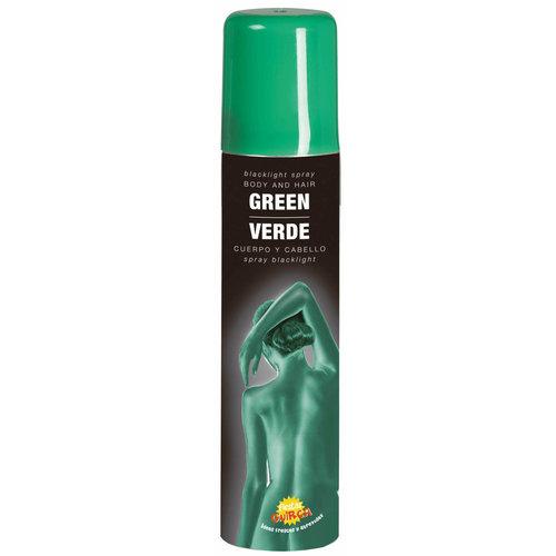 Body spray licht groen, 75ml