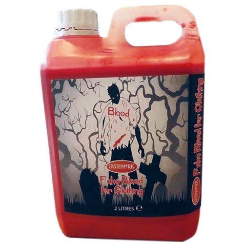 Bloed voor kleding, 2 liter
