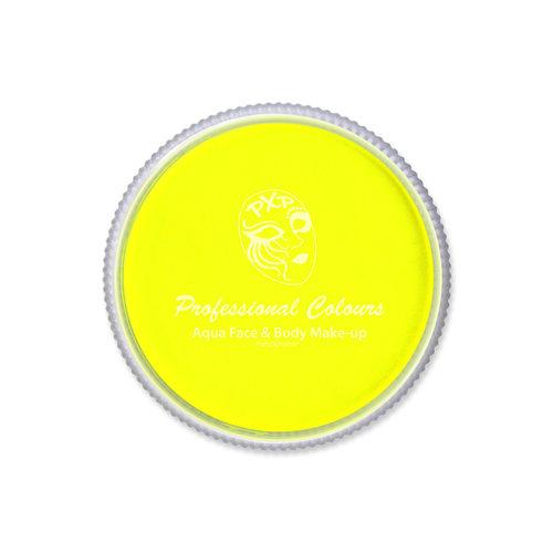 PartyXplosion PXP waterschmink 30 gr Neon Yellow