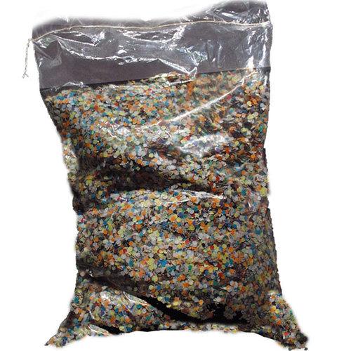 Confetti gekleurd, 5kg