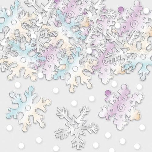 Confetti Snowflake mix
