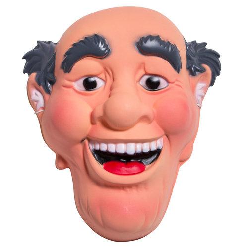 3D masker 'Abraham' explosion