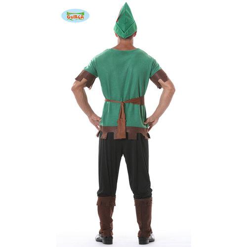 Fiestas Guirca Boogschutter kostuum Robin