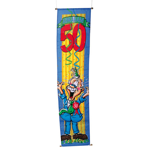 Banier 40x180cm Abraham Stripes