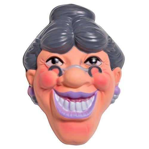 3D masker 'Sarah' explosion