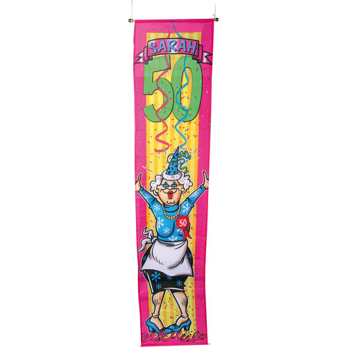 Banier 40x180cm Sarah Stripes
