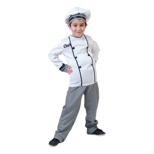 Funny Fashion Chef-kok Remy