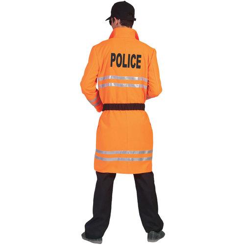 Funny Fashion Biker cop Orange