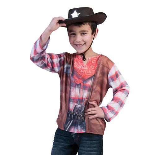 3D shirt Cowboy