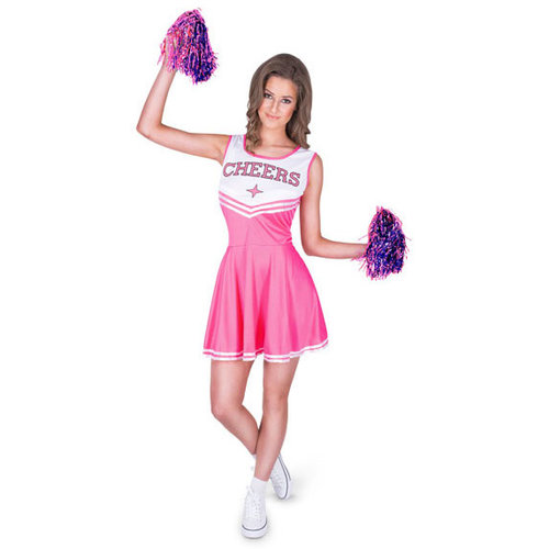 Cheerleader Pink