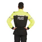 Funny Fashion Agent Biker cop