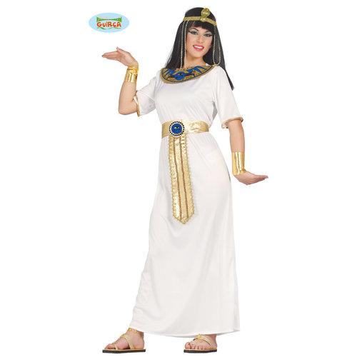 Fiestas Guirca Cleopatra kostuum