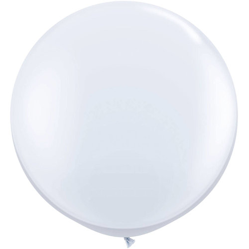 Folat Ballon 90cm Std Wit