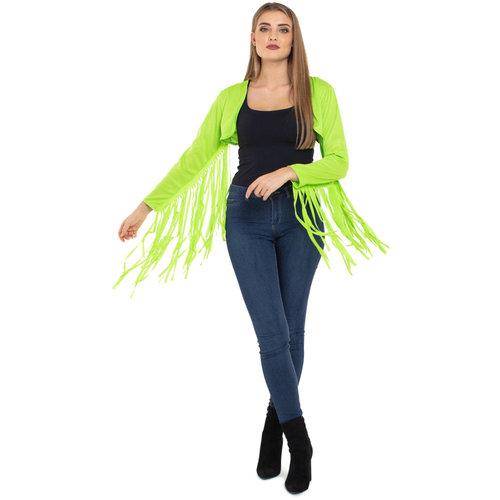 Folat Bolero neon groen