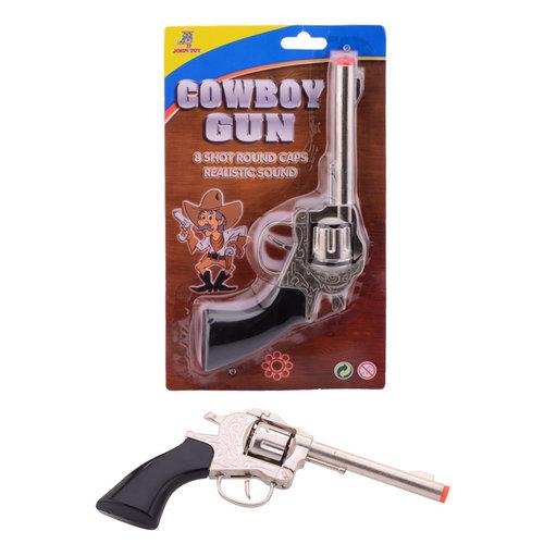 PartyXplosion Cowboypistool 8 schots