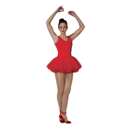Funny Fashion Ballerina rood